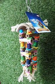 Игрушка для попугая Nobby, 33*8 см