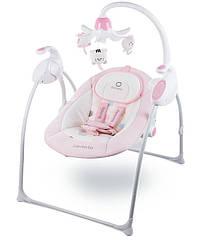 Кресло-качалка Lionelo Robin Pink LO.RO02