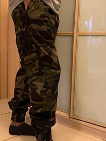 Тактические камуфляжные штаны Subciety