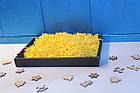 Наповнювач для подарунків жовтий \ Наполнитель подарочный желтый, фото 2