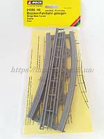 Noch 21350 Сборная модель -  мост радиусный длиной 18 см,масштаба 1/87,H0