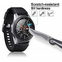 Закаленное защитное стекло для часов Samsung Galaxy Watch 46 мм., фото 3