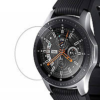 Закаленное защитное стекло для часов Samsung Galaxy Watch 46 мм., фото 2