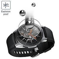 Закаленное защитное стекло для часов Samsung Galaxy Watch 46 мм., фото 6