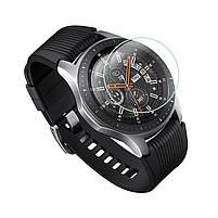Закаленное защитное стекло для часов Samsung Galaxy Watch 46 мм., фото 10