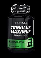 Тестобустер BioTech Tribulus Maximus 90 tabs Тестостероновый бустер Биотеч Трибулус Максимус