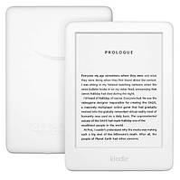 "Amazon Kindle E-reader White 10th Wi-Fi 6"" E-Ink 4GB электронная книга с подсветкой экрана новинка 2019"