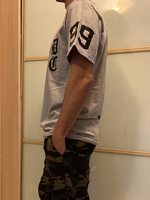 Серая Гетто свэг футболка dxp chief 99, фото 2