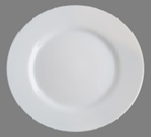 Тарілка обідня, десертна, супова, салатник Vittora Бонжур ,16.5см, 18.7см, 19см,22см,23см.