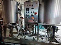 Варочный порядок на кпэ-200 литров