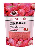 Fresh Juice Соля для ванн Litchi & Rambutan 500мл