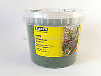 Noch 08376 Присыпка тёмно-зелёная для ланшафтных дизайнов, масштаба G, 0, H0, TT, N, вес 200гр
