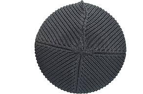 Шапка K-Option 55-57 см Серый хакки (K-09118-3), фото 2