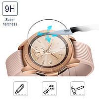 Закаленное защитное стекло для часов Samsung Galaxy Watch 42 мм., фото 3