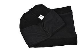 Комплект Flexfit шапка з помпоном и снуд Supreme Чёрный (F-0918-64), фото 3