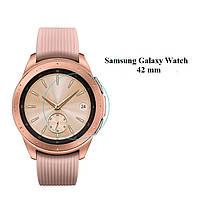 Закаленное защитное стекло для часов Samsung Galaxy Watch 42 мм., фото 8