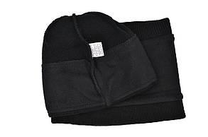 Комплект Flexfit шапка з помпоном и снуд Joma Чёрный (F-0918-73), фото 3