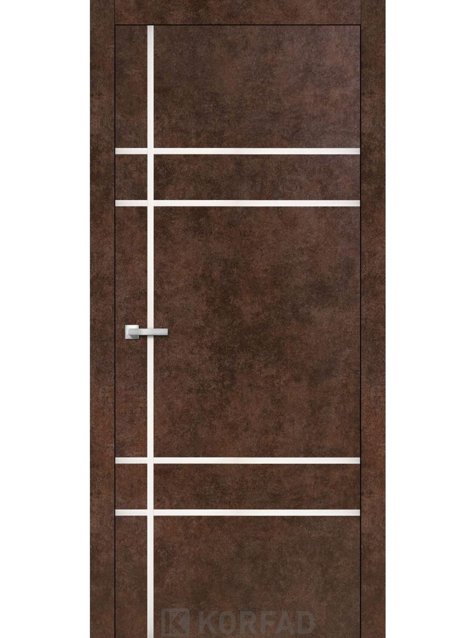 Двери Korfad ALP-09 Арт бетон