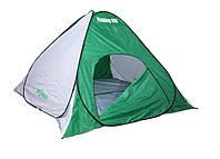 Палатка зимняя Fishing Roi Storm 220*220*150 см зеленая