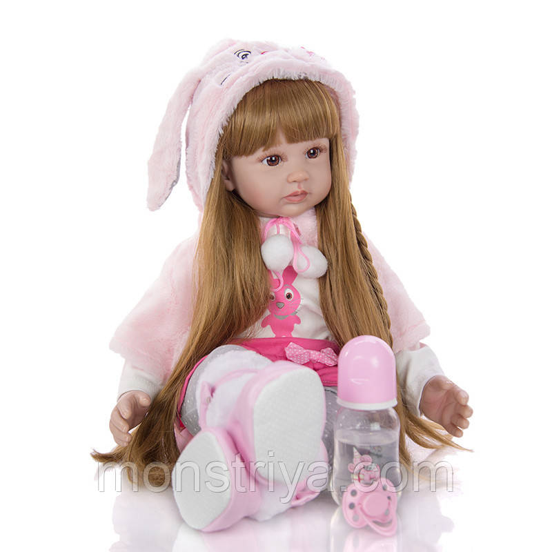 Велика Лялька Реборн - Лялька Reborn 60 см
