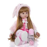 Велика Лялька Реборн - Лялька Reborn 60 см, фото 1