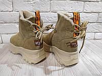Стильные женские ботинки Fashion 🔥