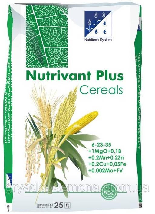 Удобрение Нутривант Плюс 6.23.35 зерновой ICL 25 кг