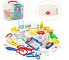 Детский набор доктора в чемоданчике Чудо аптечка 37 предметов