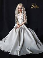 Авторская шарнирная кукла Дейнерис, МСД. Полиуретан