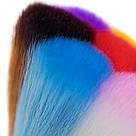 Щетка для ногтей, со стразами, разноцветный ворс, фото 3