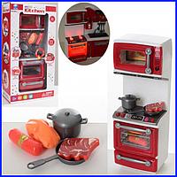 МЕБЕЛЬ  кухня , плита, продукты, звук, свет, на батарейке
