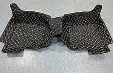 Комплект ковриков из экокожи для Mercedes S-class W221, фото 3