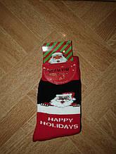 Новогодние мужские носки Aura.via