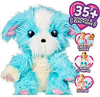 Интерактивная мягкая игрушка собачка или кошка Няшка-Потеряшка. Scruff-a-Luvs Electronic Pet. Оригинал из США, фото 1