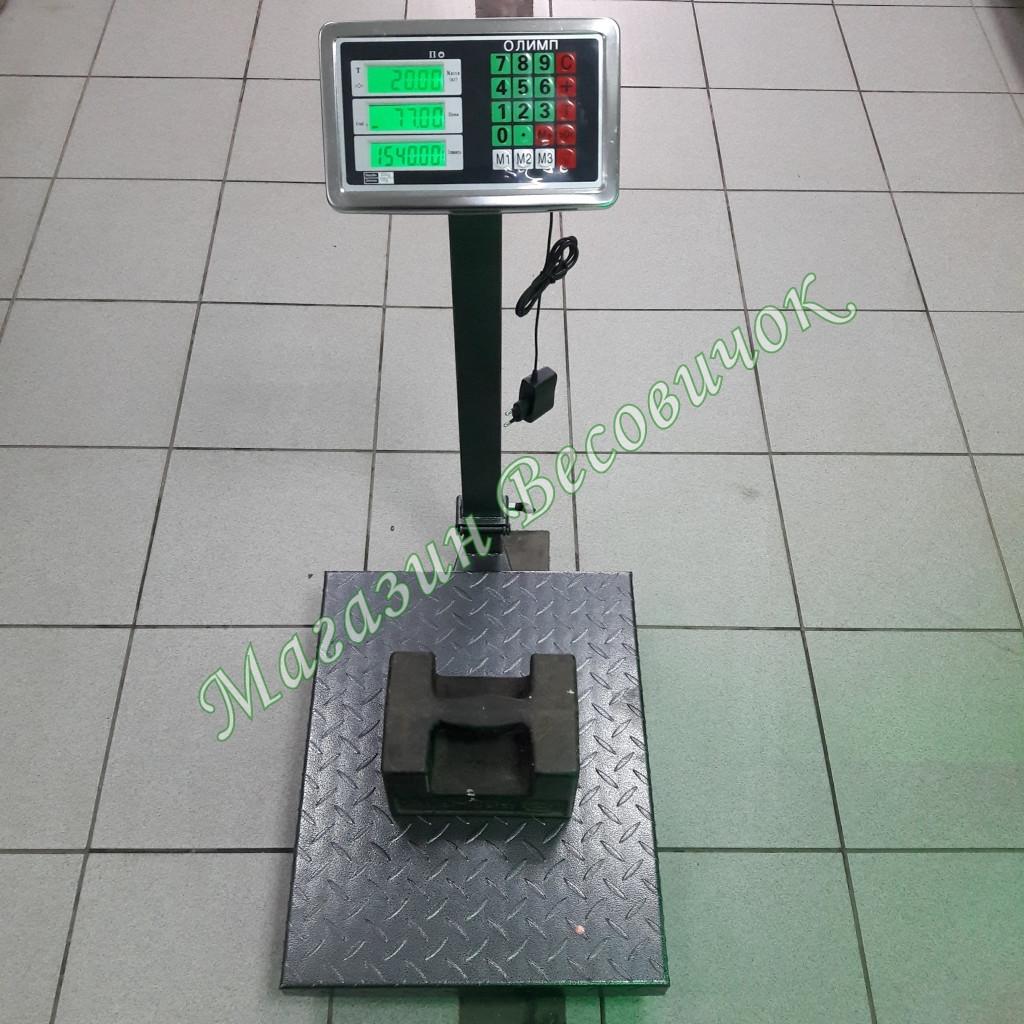 Платформенные весы TCS-B (200 кг)