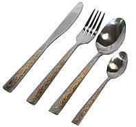 Набор столовых приборов (4 прибора), ложка-вилка-нож