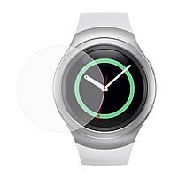 Закаленное защитное стекло для часов Samsung Galaxy Gear S3 Watch, фото 3
