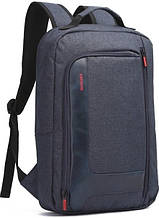 Рюкзак с отделом для ноутбука 15,6 дюймов, Sumdex, синий