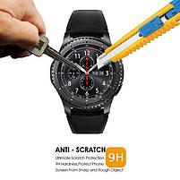 Закаленное защитное стекло для часов Samsung Galaxy Gear S3 Watch, фото 5