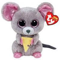 М'яка іграшка TY Мишка Squeaker 15см