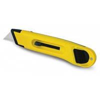 """Нож STANLEY  """"Utility"""", с выдвижным лезвием для отделочных работ, длина ножа150мм."""