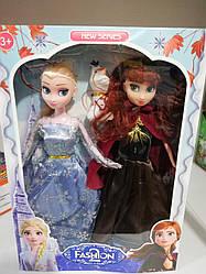 Кукла Frozen Анна и Эльза 2 новогодний подарок для девочки.