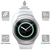 Закаленное защитное стекло для часов Samsung Galaxy Gear S2 Watch, фото 2