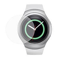 Закаленное защитное стекло для часов Samsung Galaxy Gear S2 Watch, фото 3