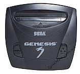 Sega Mega Drive 2|Genesis 3 (+5 ігор), фото 3
