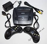 Sega Mega Drive 2|Genesis 3 (+5 ігор), фото 2