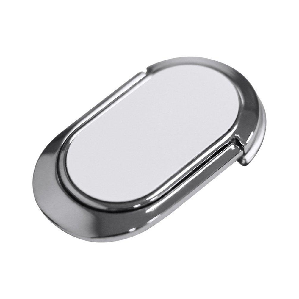Держатель кольцо для телефона (попсокет / popsocket / подставка) Metall Rotating Bracket белый