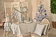 Скатерть новогодняя Silver Dust, фото 5