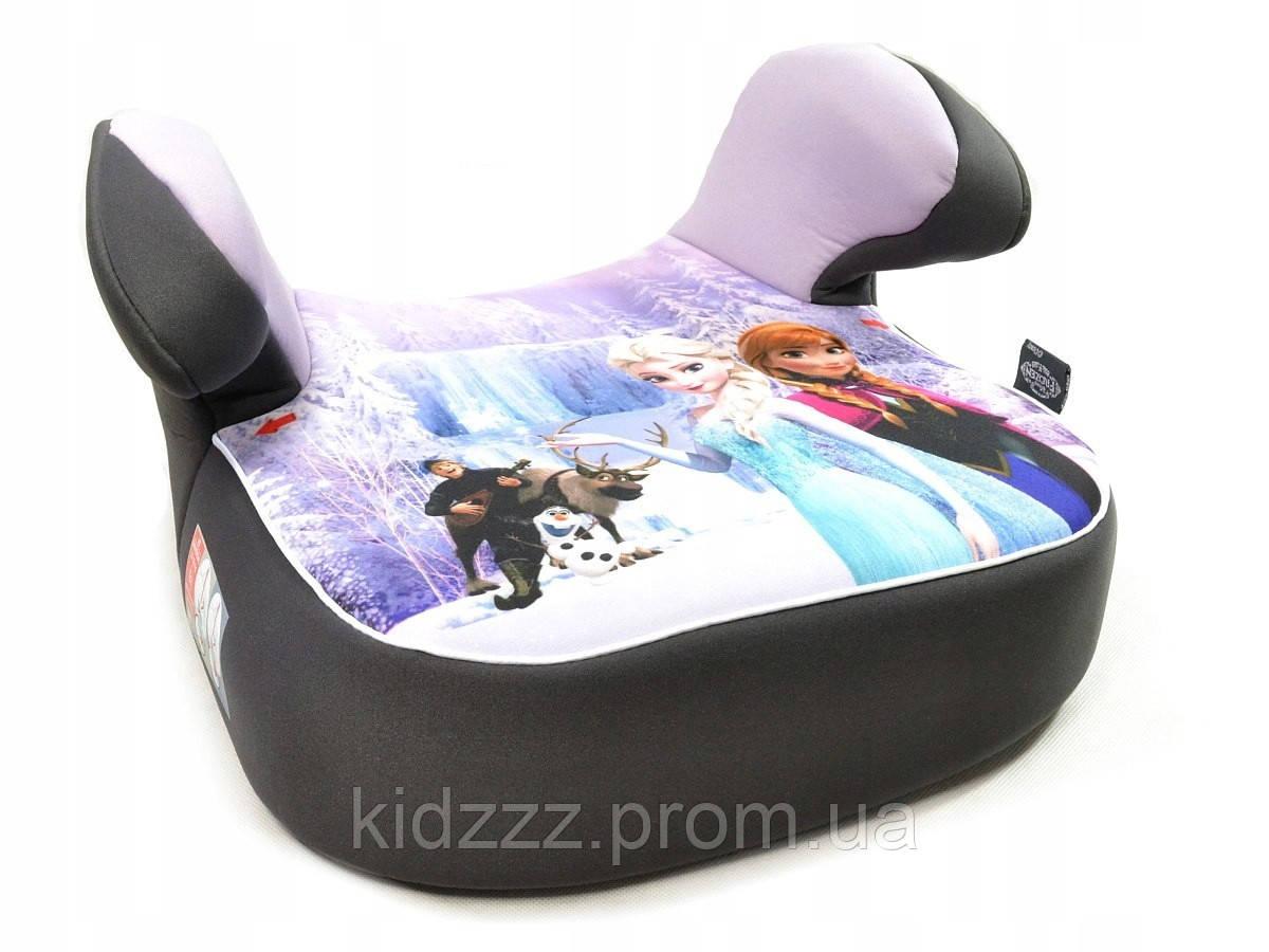 Предзаказ Автокресло-бустер NANIA DREAM  Frozen Холодное сердце 15-36 кг (Франция)