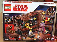 Конструктор LEGO Star Wars Піщаний краулер (Песщаный краулер) 75220 (1239 деталей)